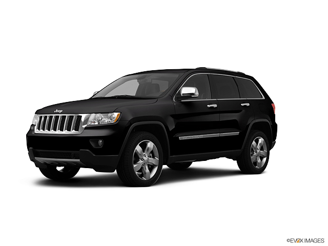 2012 Jeep Grand Cherokee Vehicle Photo in Houston, TX 77074