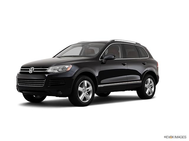 2012 Volkswagen Touareg Vehicle Photo in San Antonio, TX 78257