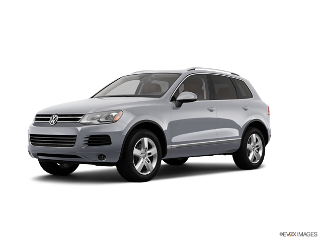 2012 Volkswagen Touareg Vehicle Photo in San Antonio, TX 78257