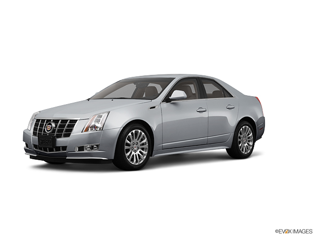 2012 Cadillac CTS Sedan Vehicle Photo in Colorado Springs, CO 80905