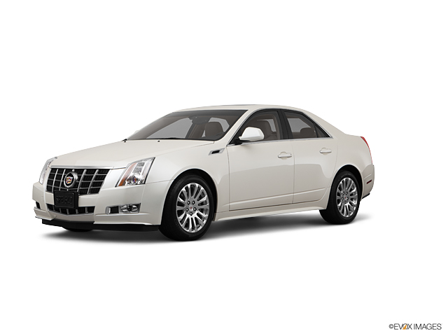 2012 Cadillac CTS Sedan Vehicle Photo in State College, PA 16801