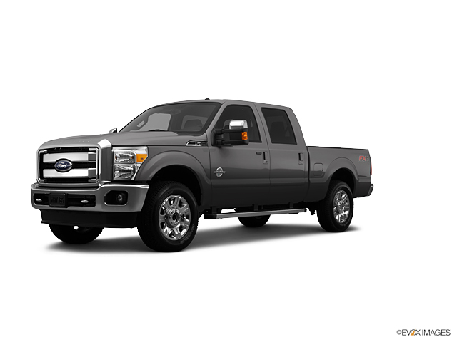 2012 Ford Super Duty F-250 SRW Vehicle Photo in Odessa, TX 79762