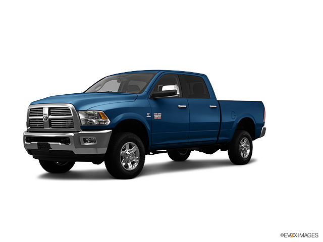 2012 Ram 2500 Vehicle Photo in Morrison, IL 61270