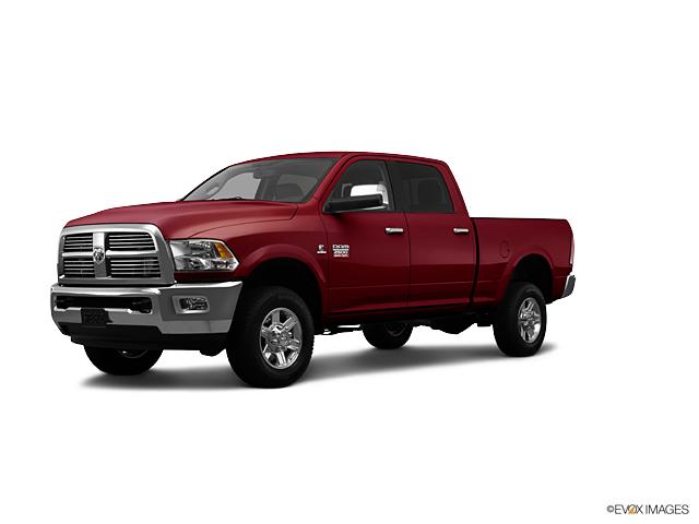 2012 Ram 2500 Vehicle Photo in Casper, WY 82609