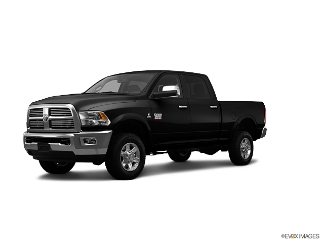 2012 Ram 2500 Vehicle Photo in San Angelo, TX 76903