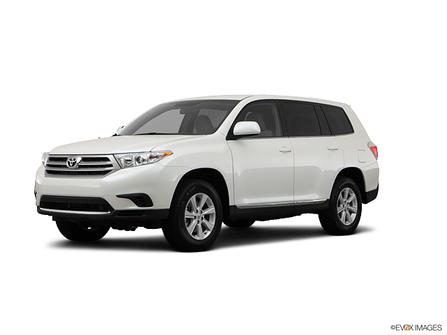 2012 Toyota Highlander Vehicle Photo in Trevose, PA 19053-4984