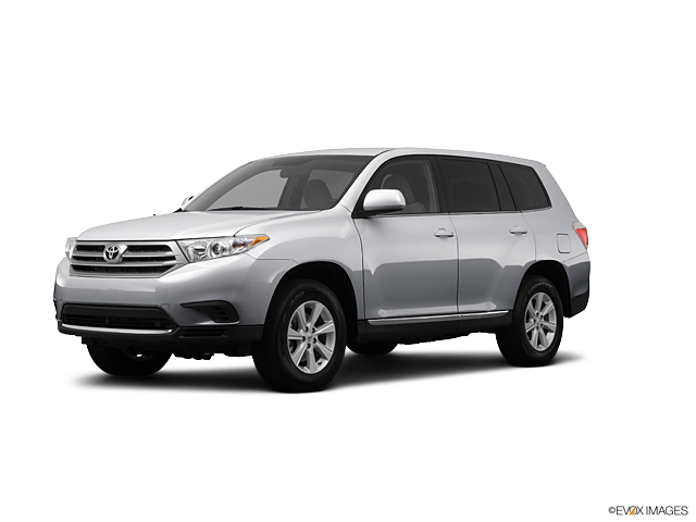 2012 Toyota Highlander Vehicle Photo in Nashville, TN 37203