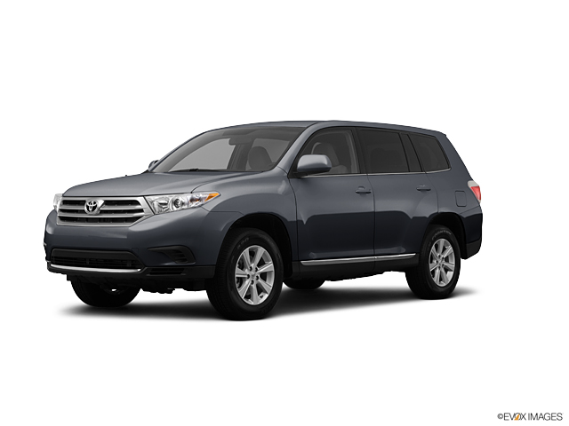 2012 Toyota Highlander Vehicle Photo in Grapevine, TX 76051