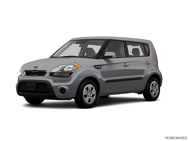 2012 Kia Soul Vehicle Photo in Medina, OH 44256