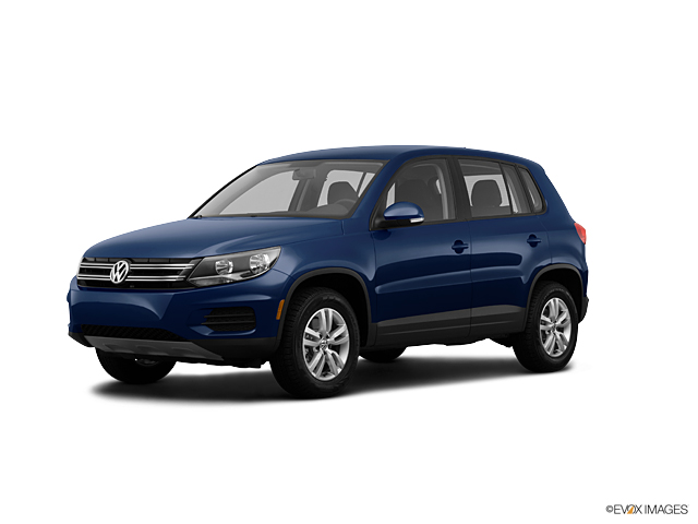 2012 Volkswagen Tiguan Vehicle Photo in Greenville, NC 27834