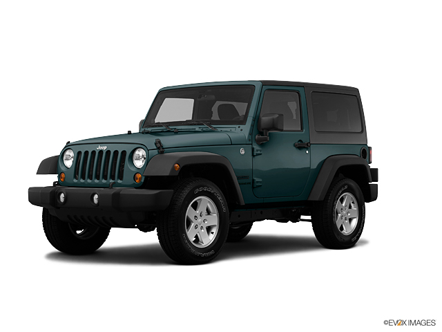 2012 Jeep Wrangler Vehicle Photo in Gardner, MA 01440