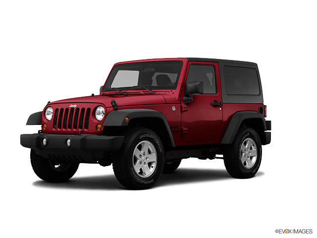 2012 Jeep Wrangler Vehicle Photo in Baton Rouge, LA 70806
