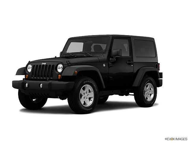 2012 Jeep Wrangler Vehicle Photo in Trevose, PA 19053