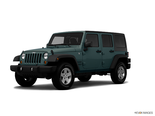 2012 Jeep Wrangler Unlimited Vehicle Photo in Odessa, TX 79762