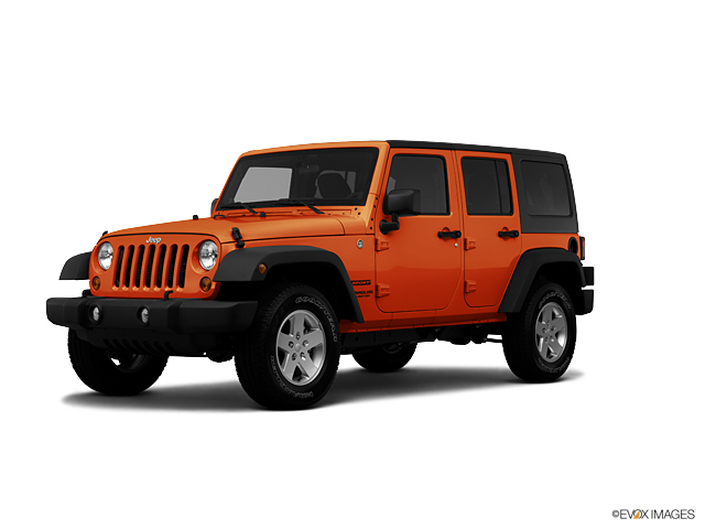 2012 Jeep Wrangler Unlimited Vehicle Photo in Moon Township, PA 15108