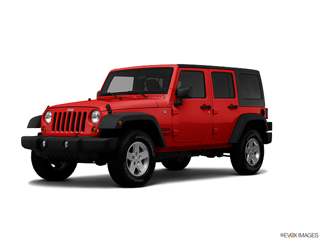 2012 Jeep Wrangler Unlimited Vehicle Photo in Portland, OR 97225