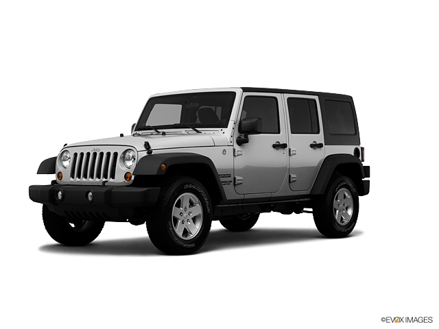 2012 Jeep Wrangler Unlimited Vehicle Photo in Boston, NY 14025
