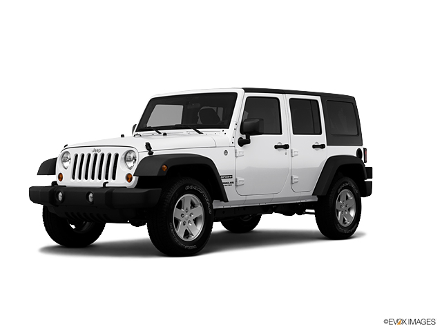 2012 Jeep Wrangler Unlimited Vehicle Photo in Bend, OR 97701