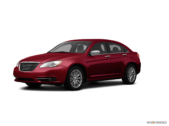 2012 Chrysler 200 Vehicle Photo in Worthington, MN 56187