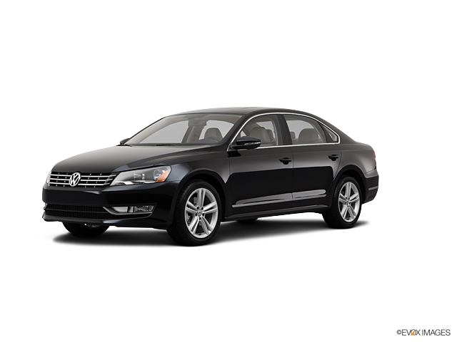 2012 Volkswagen Passat Vehicle Photo in San Antonio, TX 78257
