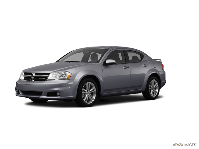 2012 Dodge Avenger Vehicle Photo in Colorado Springs, CO 80920