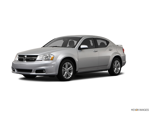 2012 Dodge Avenger Vehicle Photo in Ocala, FL 34474