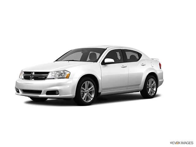 2012 Dodge Avenger Vehicle Photo in Oklahoma City , OK 73114