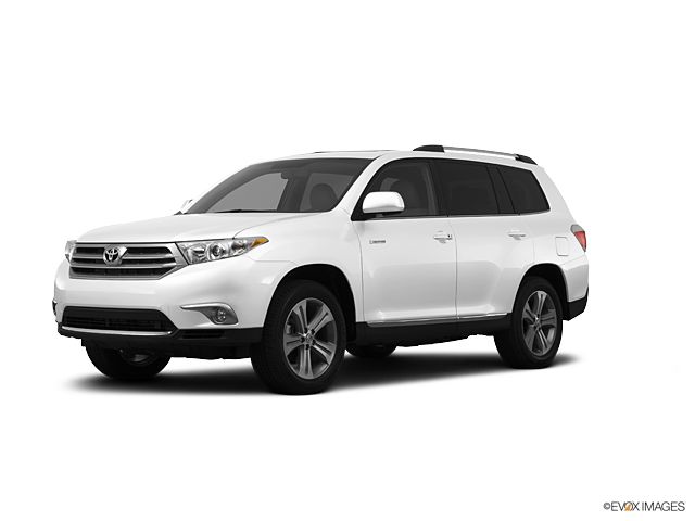 2012 Toyota Highlander Vehicle Photo in Concord, NC 28027