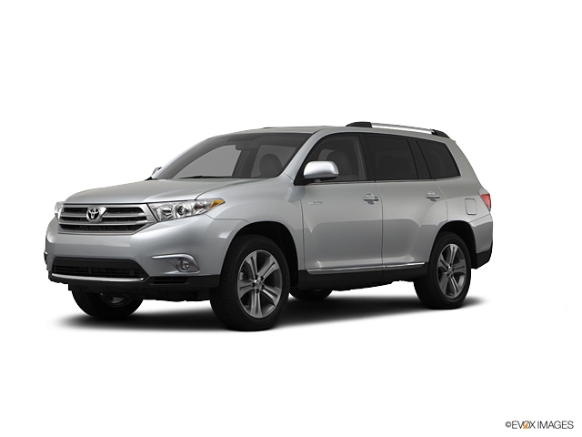 2012 Toyota Highlander Vehicle Photo in Owensboro, KY 42303