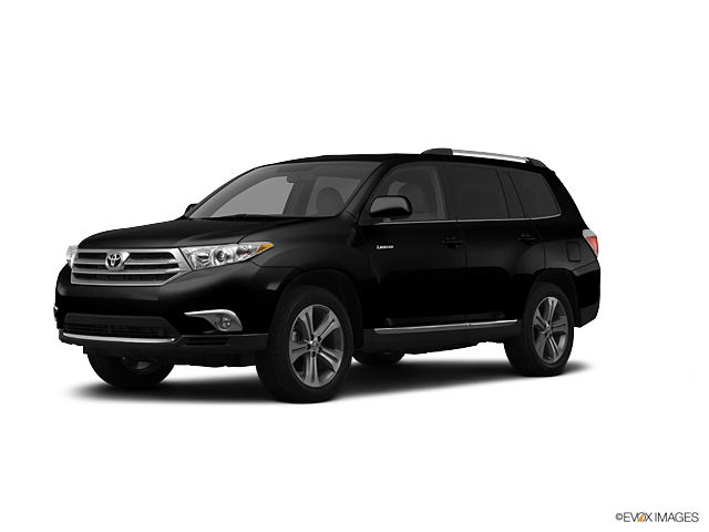 2012 Toyota Highlander Vehicle Photo in Willow Grove, PA 19090