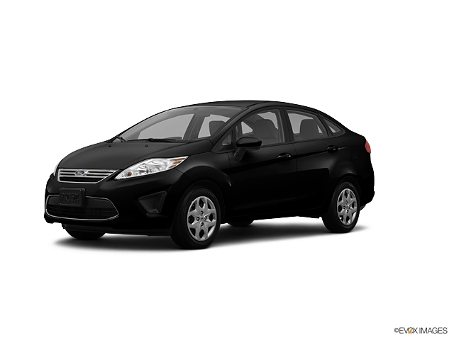 2012 Ford Fiesta Vehicle Photo in El Paso, TX 79936