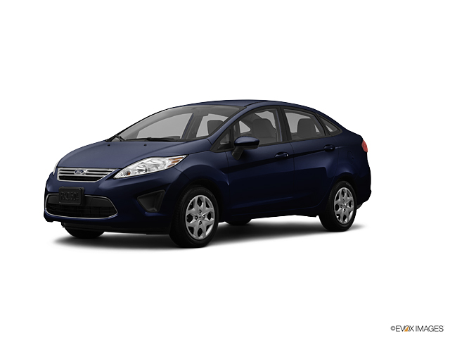 2012 Ford Fiesta Vehicle Photo in Colorado Springs, CO 80920