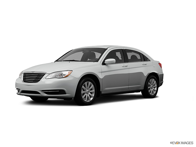 2012 Chrysler 200 Vehicle Photo in Decatur, IL 62526