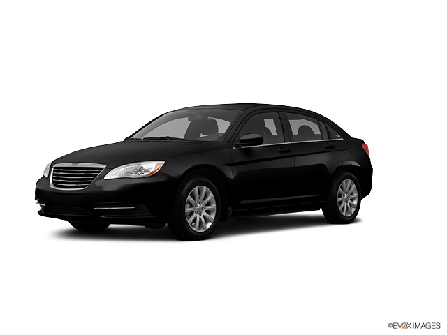2012 Chrysler 200 Vehicle Photo in Joliet, IL 60435
