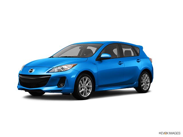 2012 Mazda Mazda3 Vehicle Photo in Rockville, MD 20852