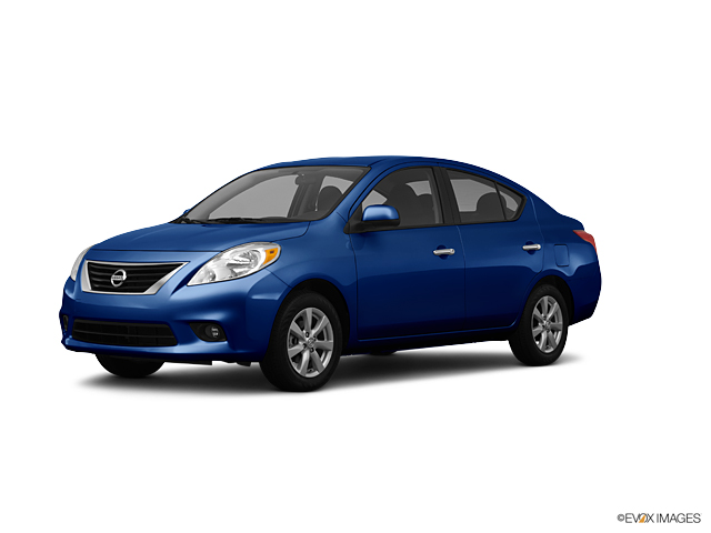 2012 Nissan Versa Vehicle Photo in Las Vegas, NV 89146