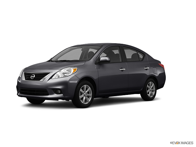 2012 Nissan Versa Vehicle Photo in Twin Falls, ID 83301