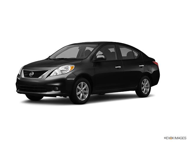 2012 Nissan Versa Vehicle Photo in Oklahoma City, OK 73114