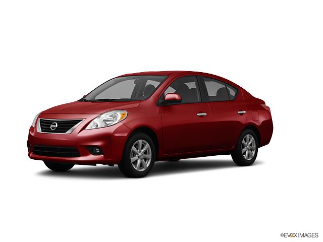 2012 Nissan Versa Vehicle Photo in Corinth, TX 76210