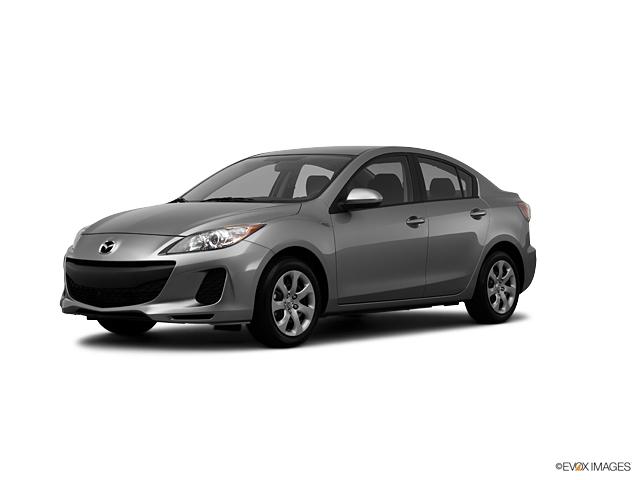 2012 Mazda Mazda3 Vehicle Photo in Tucson, AZ 85705