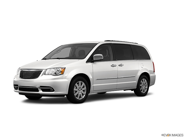 2012 Chrysler Town & Country Vehicle Photo in Mission, TX 78572