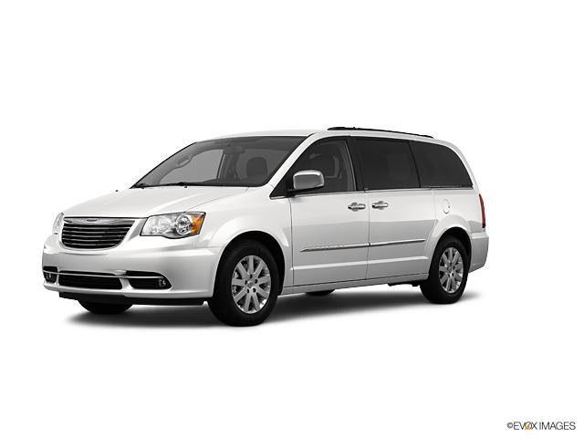 2012 Chrysler Town & Country Vehicle Photo in San Antonio, TX 78257