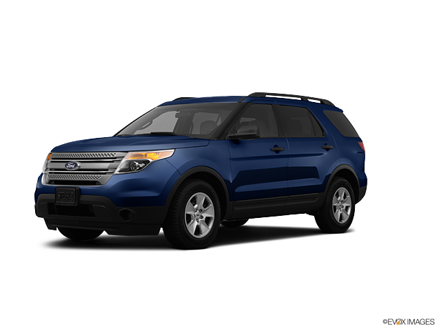 2012 Ford Explorer Vehicle Photo in Austin, TX 78759