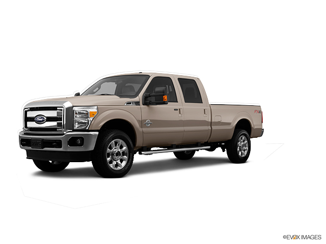 2012 Ford Super Duty F-350 SRW Vehicle Photo in Colorado Springs, CO 80905