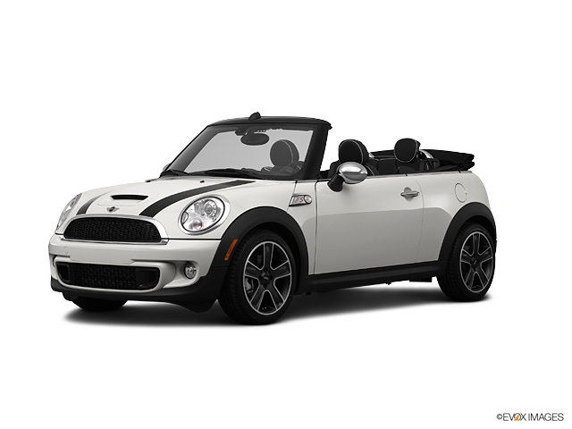 2012 MINI Cooper S Convertible Vehicle Photo in Naples, FL 34109