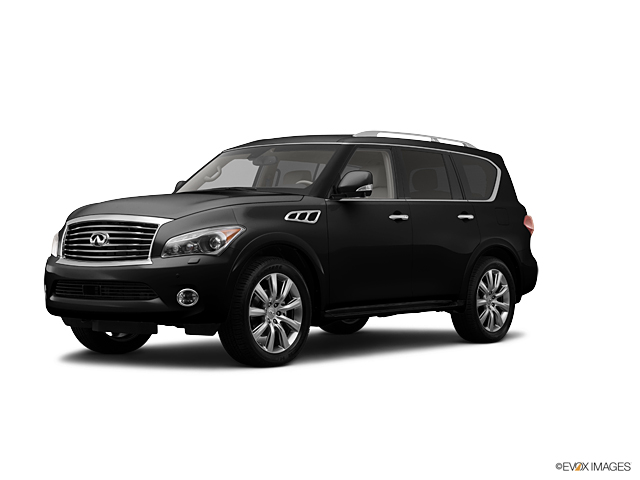 2012 INFINITI QX56 Vehicle Photo in Grapevine, TX 76051