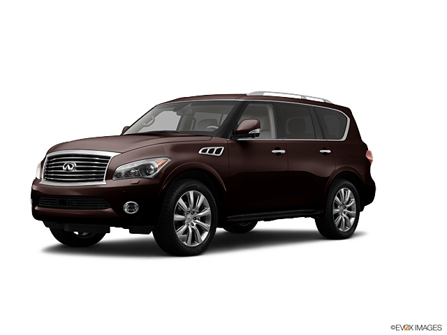 2012 INFINITI QX56 Vehicle Photo in Anaheim, CA 92806