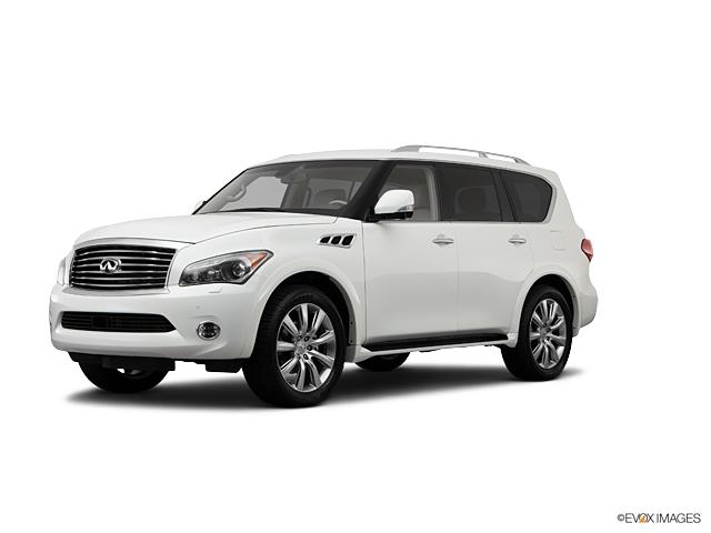 2012 INFINITI QX56 Vehicle Photo in Lafayette, LA 70503