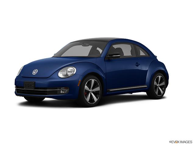 2012 Volkswagen Beetle Vehicle Photo in Beaufort, SC 29906