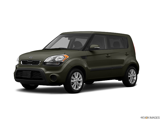 2012 Kia Soul Vehicle Photo in Massena, NY 13662